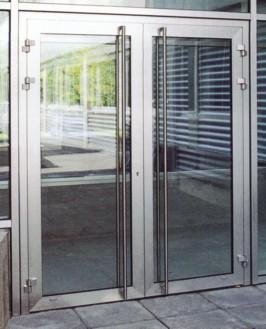 Portes en aluminium for Porte en aluminium